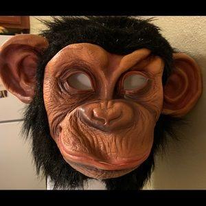 Other - Deluxe  Gorilla Halloween Costume Mask